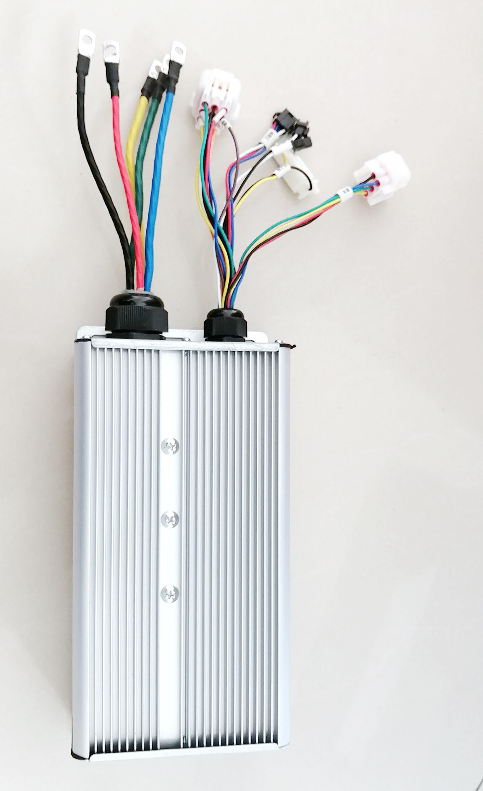 正弦波控制24管1500W控制器