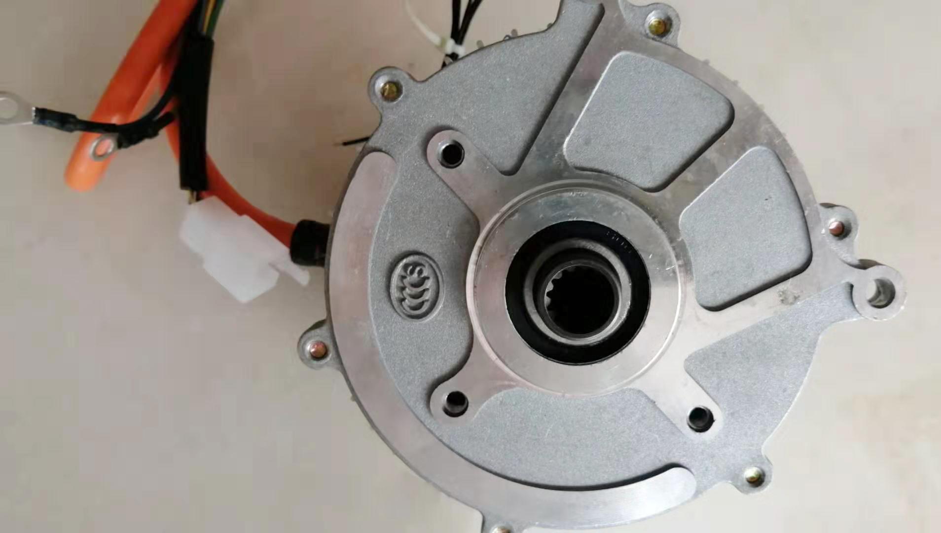 堆高车配件之电机650W带电磁刹