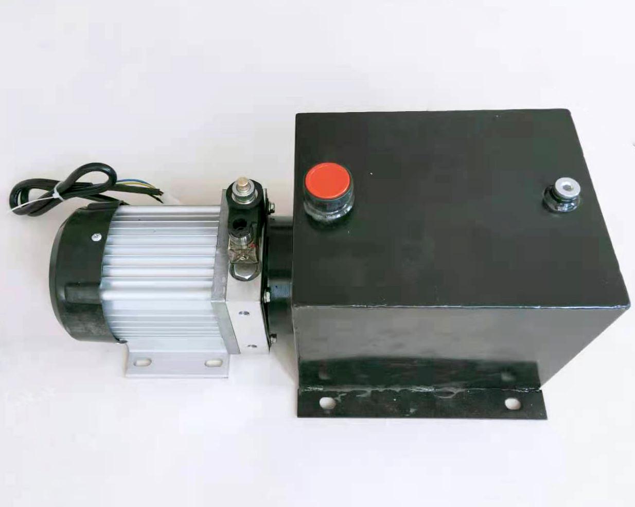 60V1500W卧式动力单元